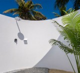 Lomani Island Resort – Outdoor Shower
