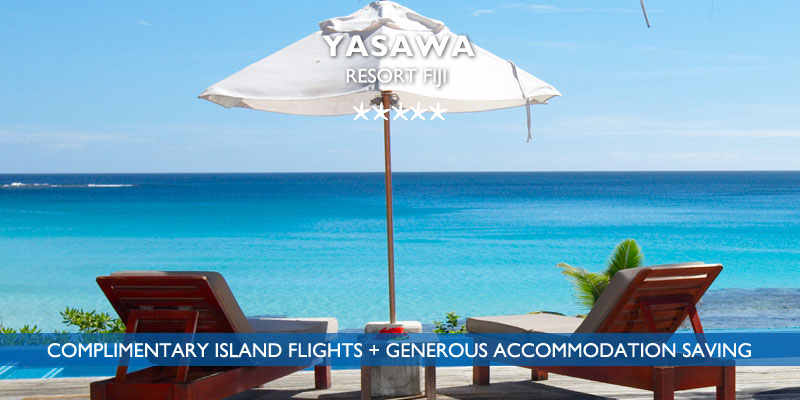 yasawa island resort fiji travel specials