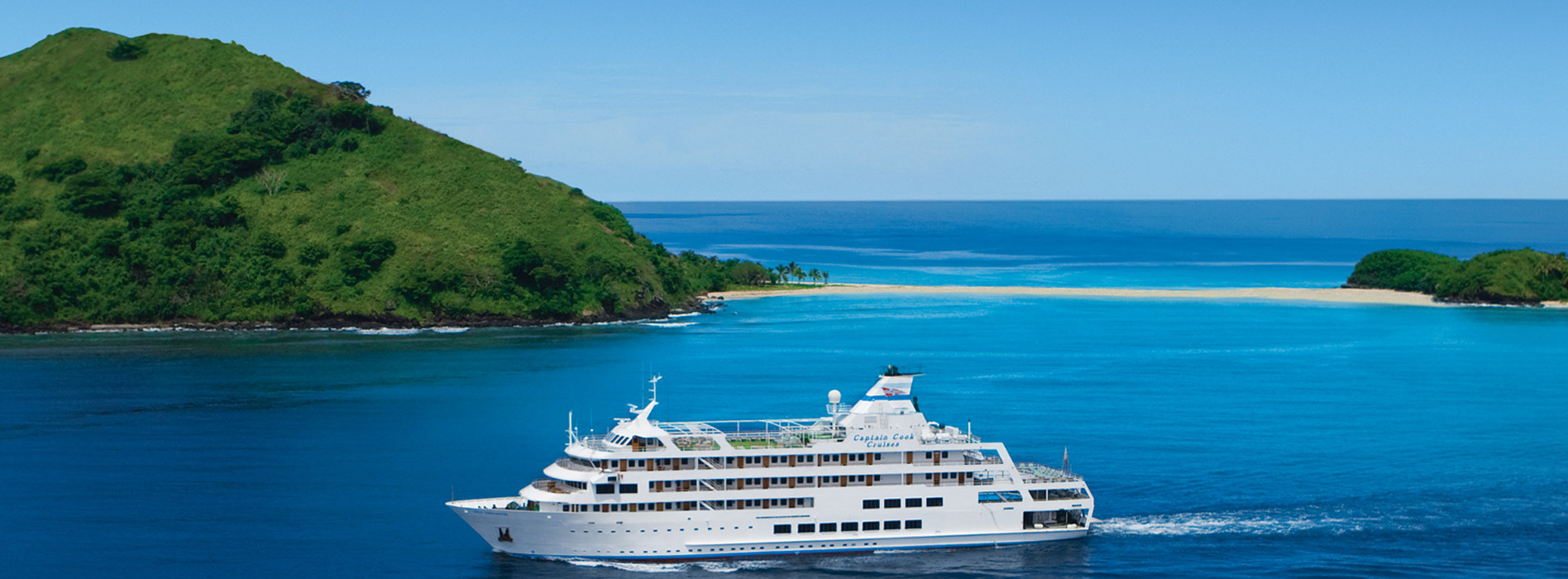 captain cook cruise fiji
