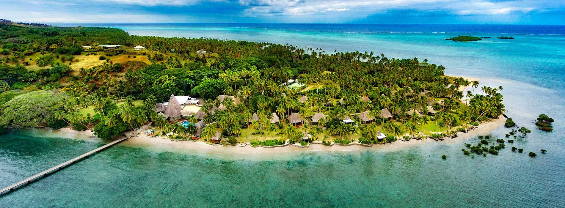 fiji resorts and hotels