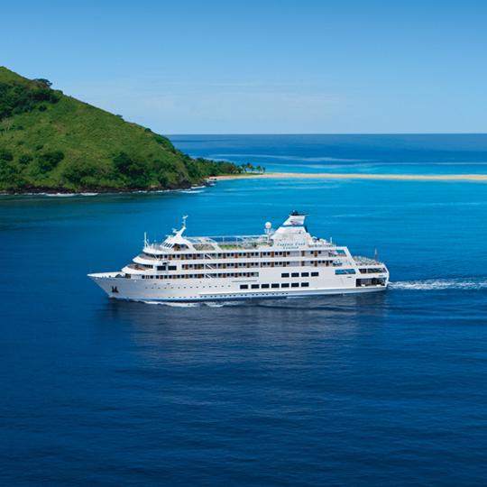 yasawa islands fiji cruises
