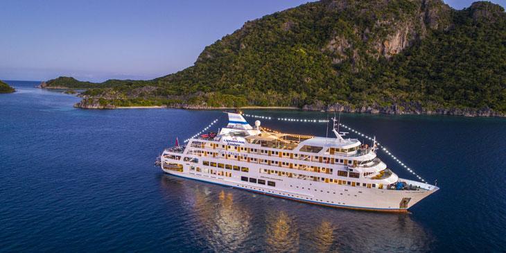 captain cook fiji island cruises