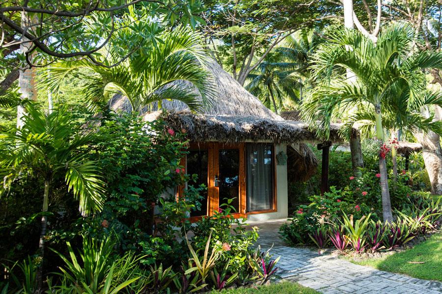 castaway island resort fiji garden bure