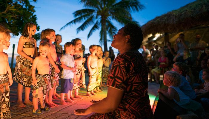 castaway island resort fiji kids club