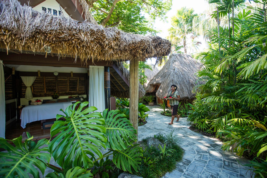 castaway island resort fiji spa