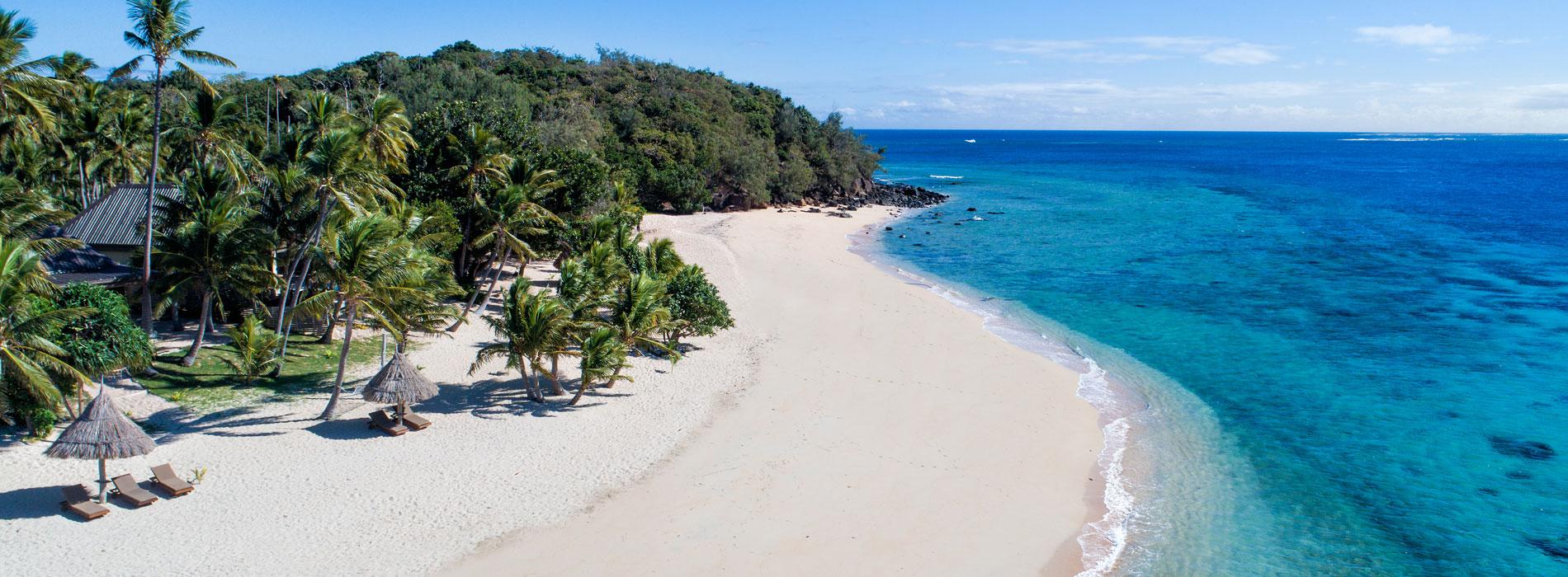 paradise cove resort fiji beach