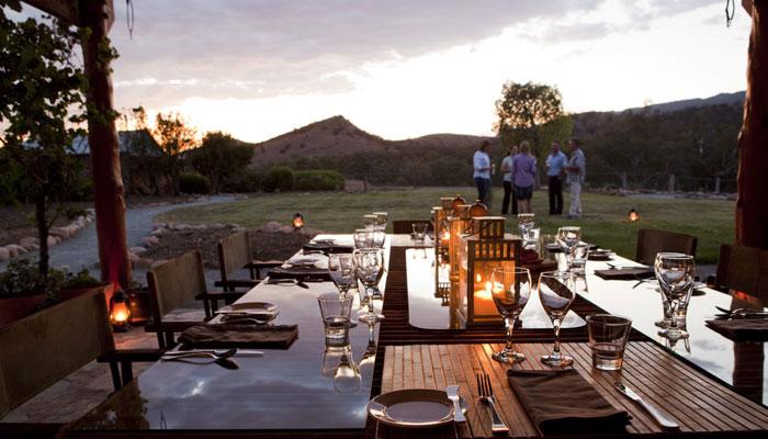 luxury lodges of australia arkaba