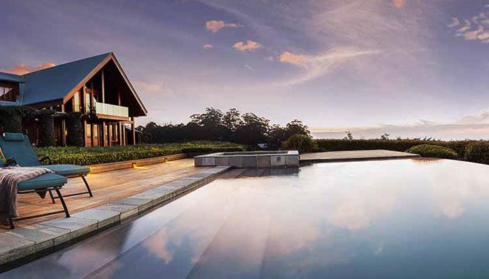 luxury lodges of australia spicer peak lodge